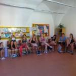 4. 8. 2013 Letní škola – aktivizační techniky a bazální stimulace Velehrad