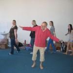 Workshop dramaterapie duben 2013 (lektor Milan Valenta)