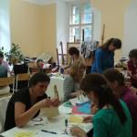 Tvořivé sebevyjádření barvou - Mgr. Bohumila Kohoutová - 29.6.2014