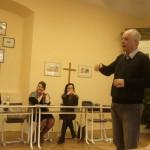 Alfred Strejček - Komunikační dovednosti- únor 2014