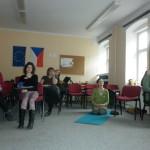 Workshop Arteterapie - Emilie Rudolfová - únor 2014
